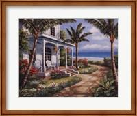 Framed Summer House I