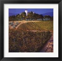 Framed Vines