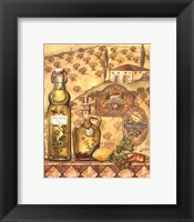 Flavors Of Tuscany II - Mini Framed Print