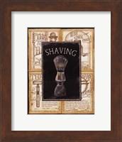 Framed Grooming Shaving