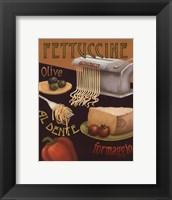 Framed Fettuccine