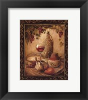 Framed Tuscan Table - Chianti - Mini