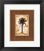 South Palm I - Mini Framed Print