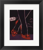 Framed High Heels Rio