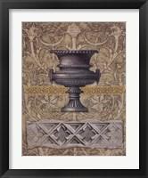 Framed Gothic Quatrefoil 2
