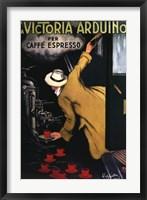 Framed La Victoria Arduino