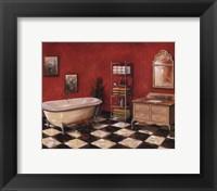 Framed Windsor Bath II