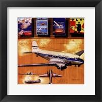 Framed Skyliner
