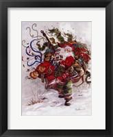 Windswept Magic Framed Print