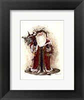 Olde English Gentleman Framed Print