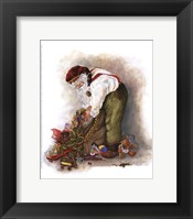 December 24th Framed Print