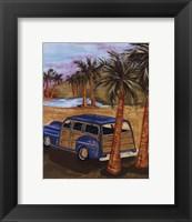 Framed Bahamarama l