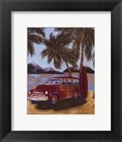 Framed Surfin' Safari l