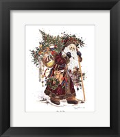 Toys In Tow Framed Print