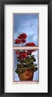Antique Window I Framed Print