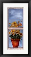 Framed Antique Window II