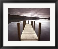 Framed Derwent Water