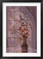 Magnolia Arch II Framed Print