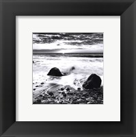 Coast Sunrise Framed Print