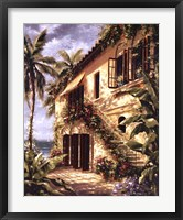 Framed Tropical Villa II
