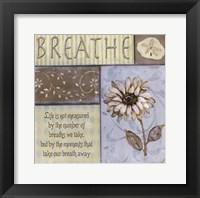Framed Breathe