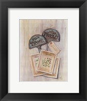 Framed Seed Packs