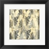 Aged Elegance IV Framed Print