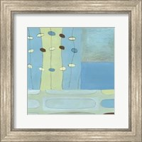Framed Egg Hunt In Blue II