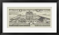 View Of Grandeur I Framed Print