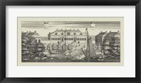 View Of Grandeur IV Framed Print