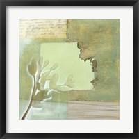 Framed Spring Memento I