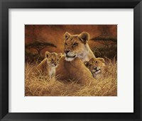 Framed Motherly