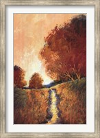 Framed Autumn Arrival