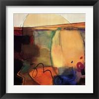 Framed Abstract Dance II
