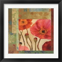 Framed Wallflowers 1