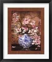 Ming Vase I Framed Print