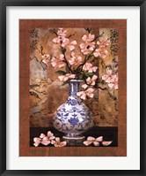 Framed Ming Vase II