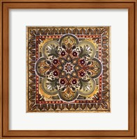 Framed Italian Tile III