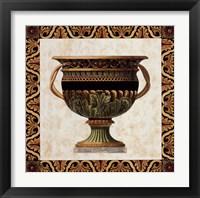 Framed Roman Urn I