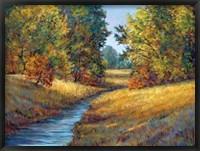 Framed Wondering Creek