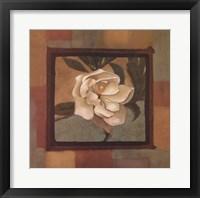 Framed Spring Magnolia II