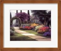 Framed Garden Arbor