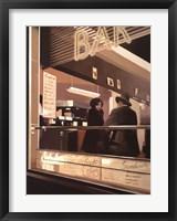 Framed At The Bar