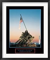 Framed Fortitude - Iwo Jima