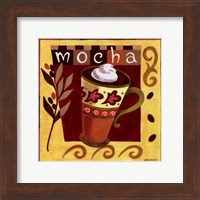 Framed Italian Mocha