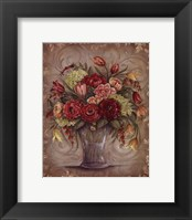 Framed Elegant Centerpiece I