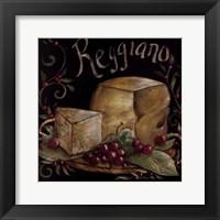 Framed Bon Appetit Reggiano