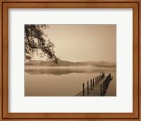 Framed Serenity Dock