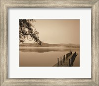 Framed Serenity Dock