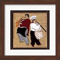 Framed Musical Chefs II
